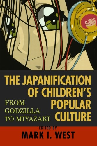 Japanification of Children's Popular Culture